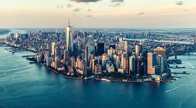 Big Apple an Attractive