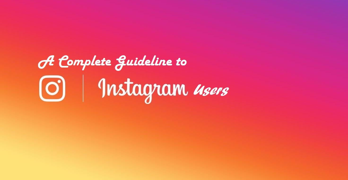 Instagram Guideline