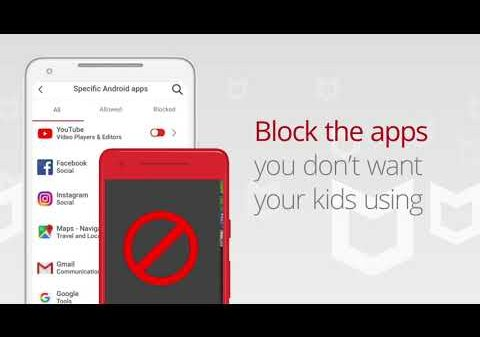 Child Safety Apps on Android