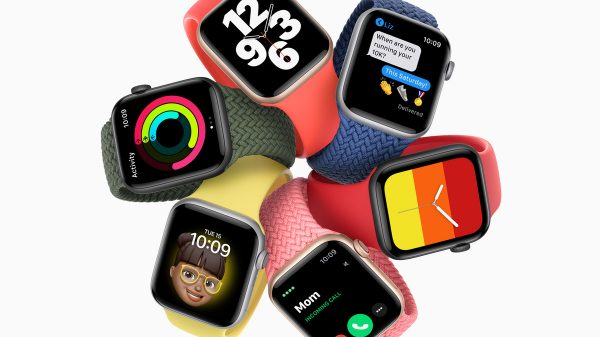 Apple Watch SE Or Watch Series 3