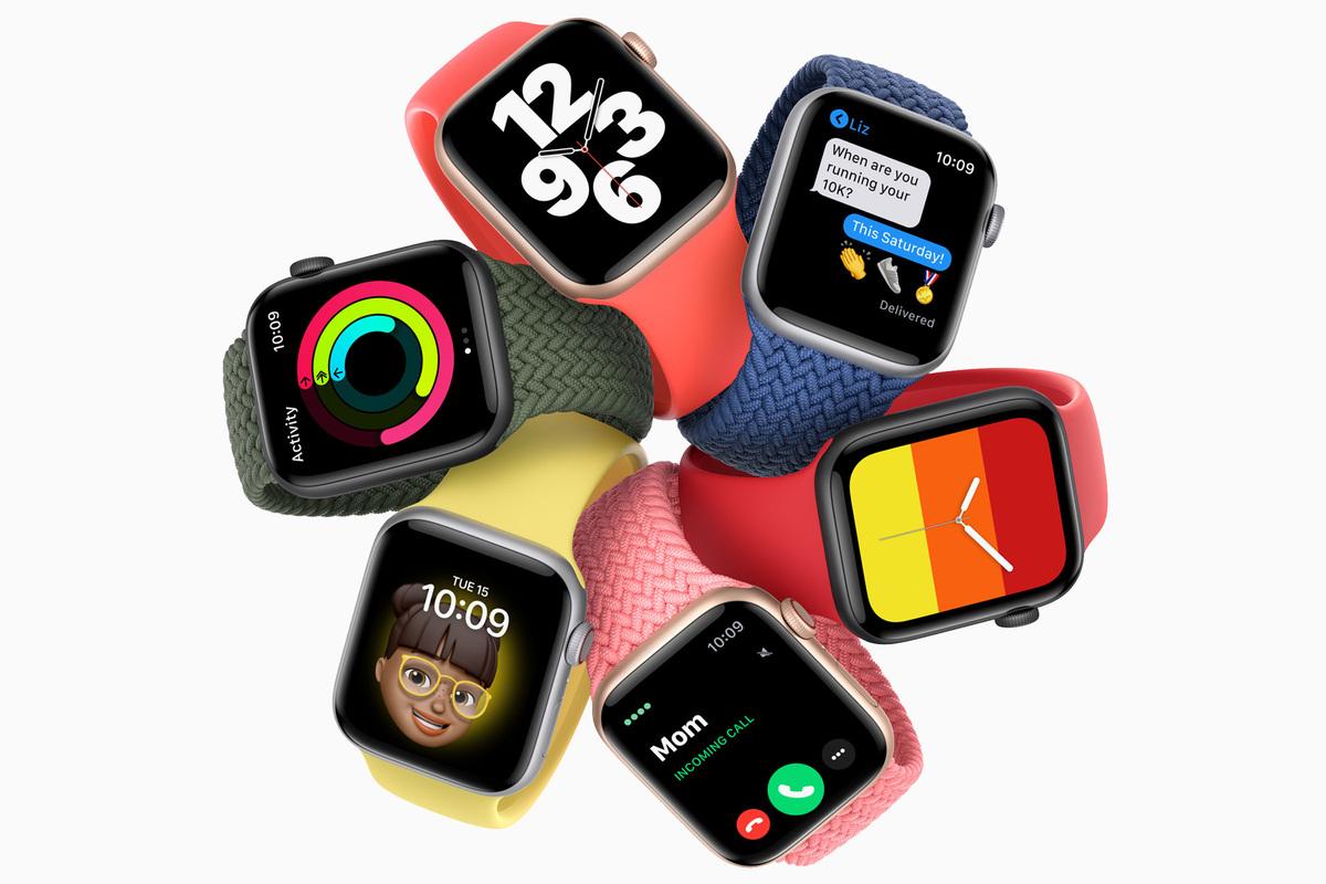Apple Watch SE Or Watch Series 3