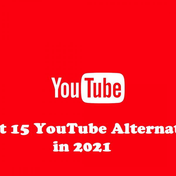 youtube Alternative; youtube Alternatives