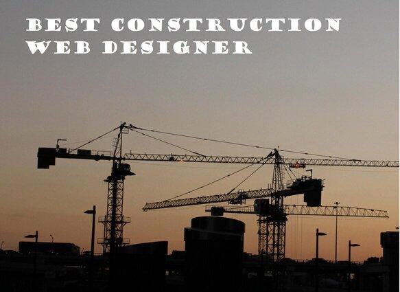 Best Construction Web Designer