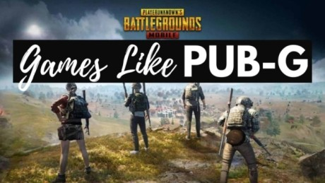 Games Like PUBG Mobile For Android and iOS (2021)