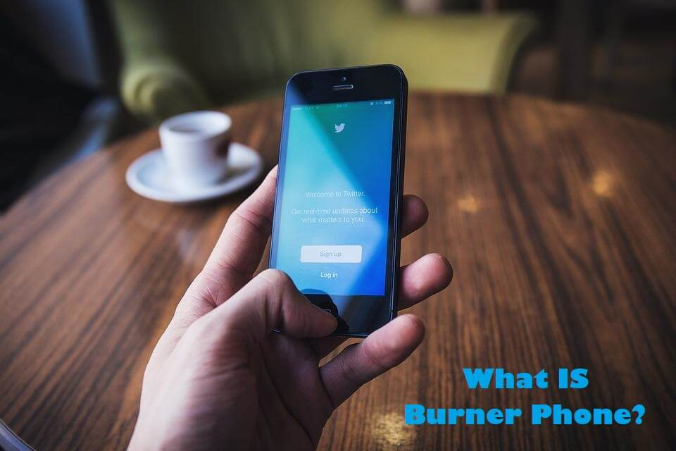 What Is Burner Phone