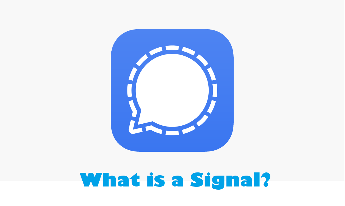 What is a Signal