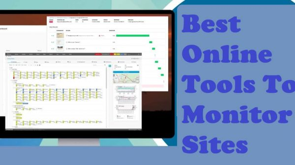 Online Tools To Monitor Sites