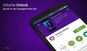 Volume Unlock Power