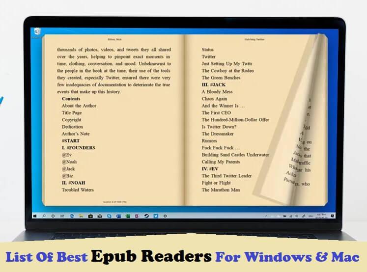 Best Epub Readers