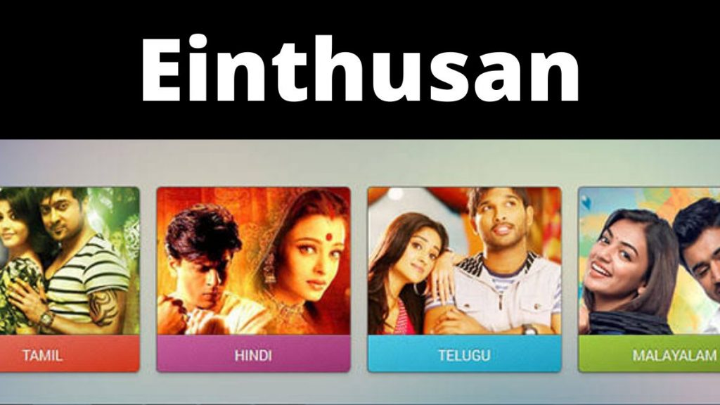 Einthusan: Watch Free Movies And TV Shows Online