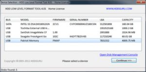 HDD-LLF-Low-Level-Format-Tool